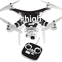 Skin For DJI Phantom 3 Standard – High | MightySkins Protective, Durable, and Unique Vinyl Decal wrap cover | Easy To Apply, Remove, and Change Styles | Made in the USA