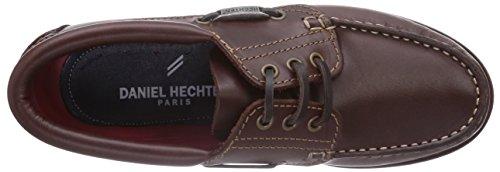 Daniel Hechter Lille Damen - Zapatos Derby Mujer Rot (bordo 330)
