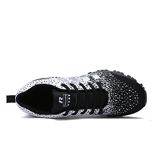 Jogging Women Shoes Athletic Walk Running Sports Sneakers Men Black Gym amp;white Kuako Trainers Casual Air Fitness q5UPHz