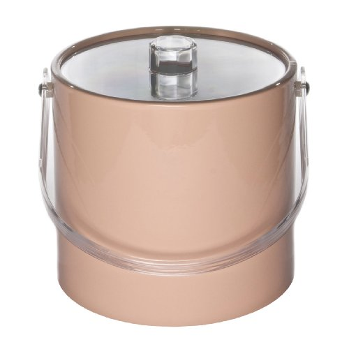 Ice Bucket 721-1 Regency 3-Quart Ice Bucket, Peach