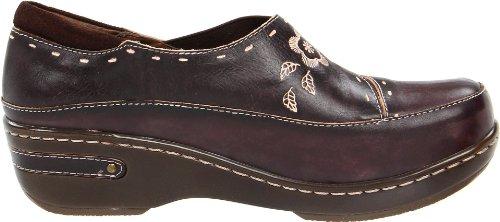 Spring Step Womens Burbank Shoe Brown ooNwfbe