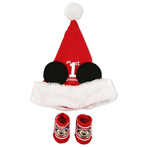 Disney Baby Boys Mickey Christmas