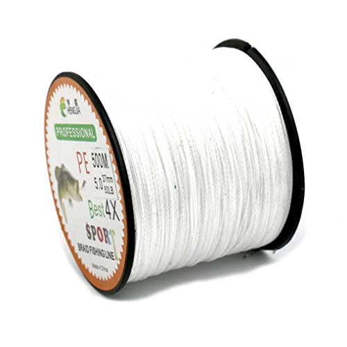 Abrasion Resistant Coatings - Fishing Line Spool,Boofab SuperPower Braided Fishing Line Abrasion Resistant Braided Lines (E)