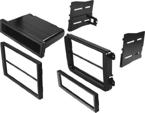 Ai UPK800 Single DIN Installation Dash Kit for Select 2001-2005 Volkswagen Vehicles