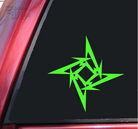 Amazon.com: Metallica. Calcomanía de vinilo con ...