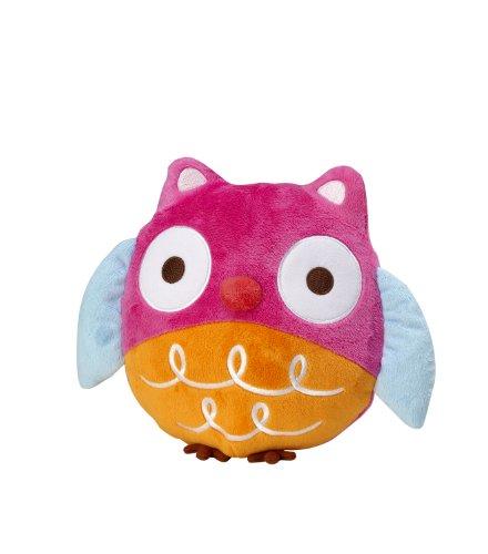 Nojo Love Birds Plush Owl