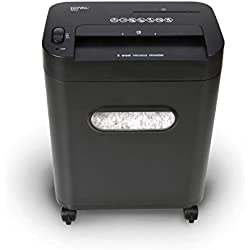 Royal MC8 Micro-Cut Paper Shredder