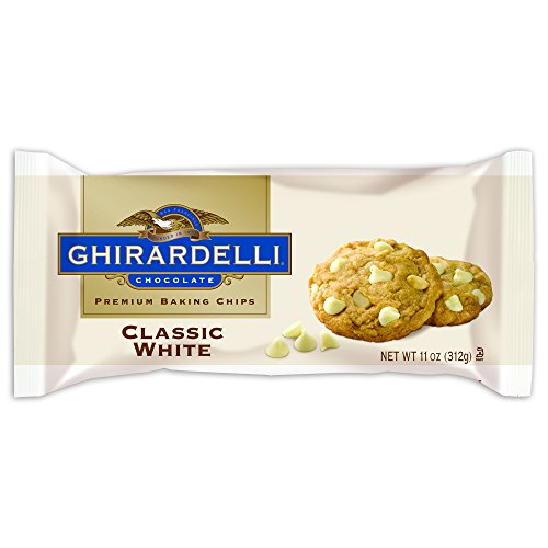 Ghirardelli White Baking Chips