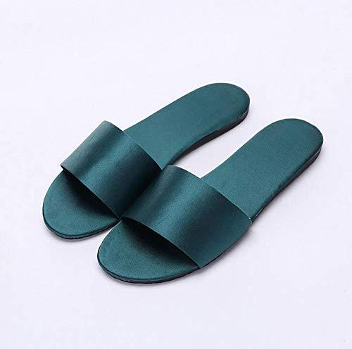 Fuxitoggo Piatte Pantofole Estiva Fodera colore 35 Traspirante Verde Antiscivolo In 38 Rosse Dimensione Per Viola Donna Da Donna xrRqwtnFgx