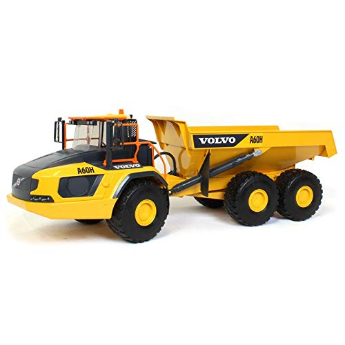 Bruder Volvo A60H Articulated Hauler Vehicles - Toys (Rc Equipment Construction)