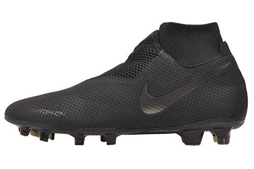 tom Vision Pro DF FG Soccer Cleat (Black) (Men's 8/Women's 9.5) ()