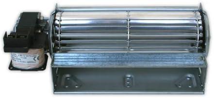 DOJA Industrial | Ventilador tangencial TGO-60/180-30 ...