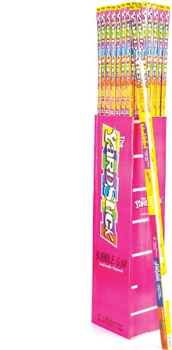 Yardstick Bubble Gum 48Pc/Box (48 Pieces) [Misc.]
