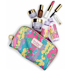 Estee Lauder 2013 Spring Collection 8 Pcs Skin Care and Makeup Gift Set