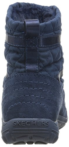 Reggae Ankle Fest Navy Steady Women's Bungee Quilted Skechers wq6YC