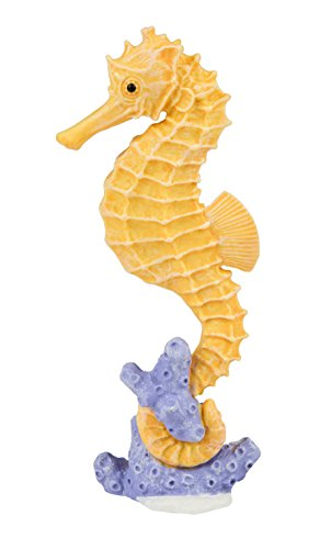 (Safari Ltd. Seahorse XL - Realistic Hand Painted Toy Figurine Model - Quality Construction from Phthalate, Lead and BPA Free Materials - for Ages 3 and Up)