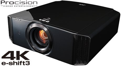 JVC DLA-X900RKT PREMIUM THX and ISF 4K PROJECTOR 150,000:1 native contrast