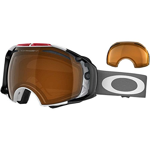 Oakley Airbrake Goggles, USA Olympic Green for sale  Delivered anywhere in USA