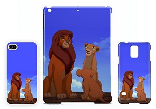 Lion King iPhone 5 / 5S cellulaire cas coque de téléphone cas, couverture de téléphone portable