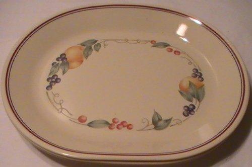 Corning Corelle Abundance Replacement - Oval Platter