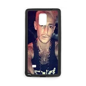 Samsung Galaxy Note4 N9108 Csaes phone Case Criminal Minds FJXL91414
