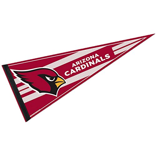 WinCraft Arizona Cardinals Pennant and 12