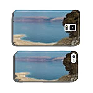 Dead Sea panorama. cell phone cover case Samsung S6