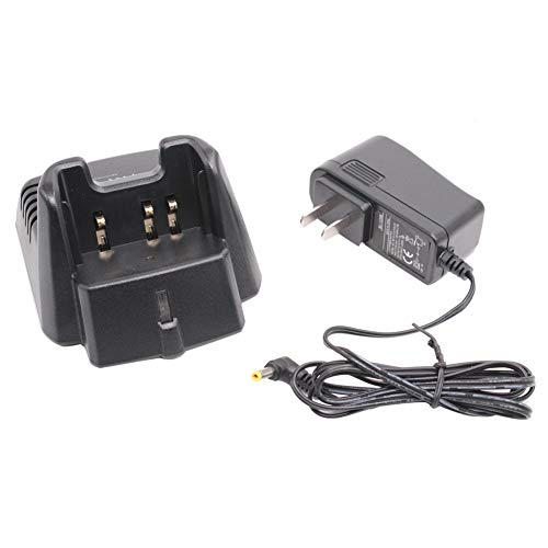 Vac Non (VAC-300 CD-34 Desktop Rapid Charger for VX-231 VX-351 VX-354 FNB-V103Li FNB-V104Li FNB-V95Li FNB-V96Li Li-ion BAttery)