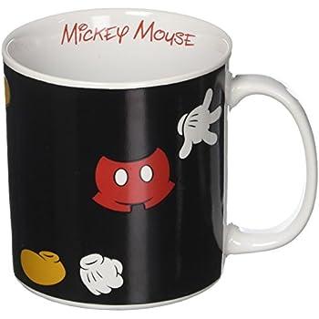 8e4819b21b5 Amazon.com: Disney Mickey Mouse 12 Oz. Ceramic Mug 89062: Kitchen ...
