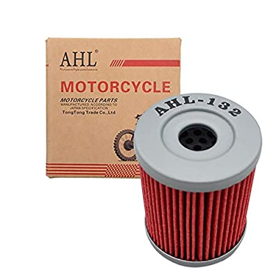 AHL 132 Oil Filter for Suzuki LTF300 King Quad 300 1991-2002 (1pc): Automotive