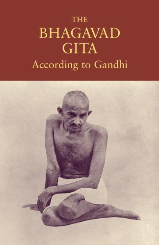The bhagavad gita according to gandhi: amazon. Co. Uk: mahatma.