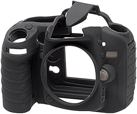 Walimex EasyCover - Funda para Nikon D90, Negro: Amazon.es ...
