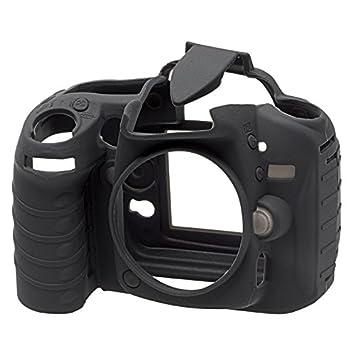 Walimex EasyCover - Funda para Nikon D90, Negro