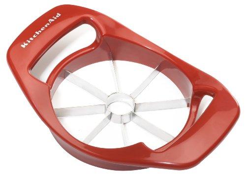 KitchenAid Apple Slicer and Corer, Red