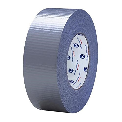 IPG AC36 Medium Grade Cloth/Duct Tape, 20 lbs/in Tensile Strength, 54.8m Length x 48mm Width (Case of 24)