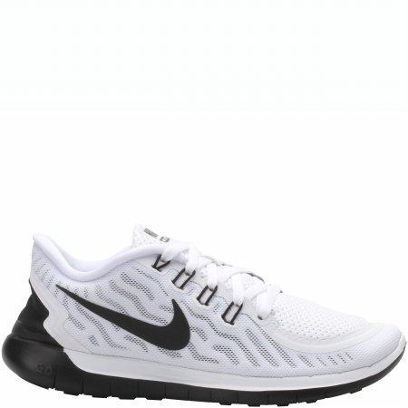 Nike Women's Free 5.0+ Laufschuh Weiß schwarz