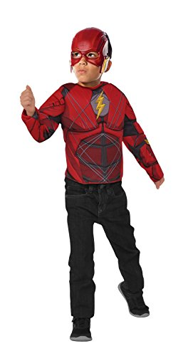 Imagine by Rubies Justice League Boxed Flash Costume Top Costume