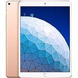 iPad Air 64GB Tela Retina 10.5'' Wi-Fi 8MP iOS (2019) - Dourado