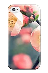 Ideal Case Cover For Iphone 4/4s(artistic Welcome Spring), Protective Stylish Case