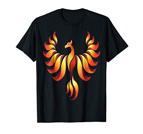 Rising Phoenix Fire Fenix T-Shirt