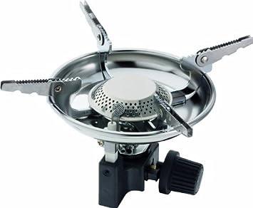 EDELRID Edelgrid Dragon II - Hornillo para cocina de gas
