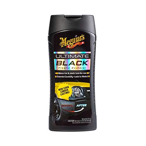 Meguiar's Plastic Restorer Black