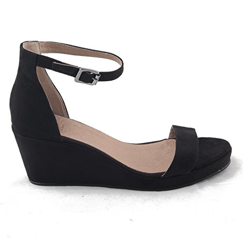 NAE Linda Black chaussures LIVRASION GRATUITE vegan x6w0qxOS