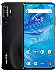 UMIDIGI A3 Pro Android 9 Smartphone ohne Vertrag günstig 5.7 Zoll Notch Display, 5G WiFi Handy 3GB+32GB ROM(256GB erweiterbar), Benachrichtigung LED, Global Version, Dual SIM, 12MP+5M Kamera
