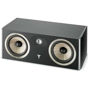 Focal Aria CC900 200W Negro altavoz - Altavoces (De 2 vías, 1.0 canales, Alámbrico, 200 W, 57 - 28000 Hz, Negro)