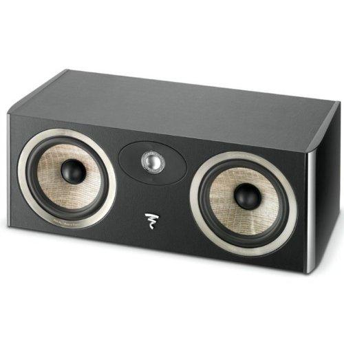 Focal Aria CC900 200W Negro altavoz - Altavoces (De 2 vías, 1.0 canales, Alámbrico, 200 W, 57-28000 Hz, Negro)
