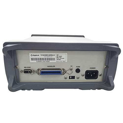 33.000k ohm AT526 Battery Internal Resistance Tester Range 0.001mohm
