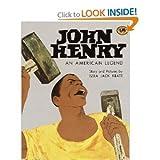 John Henry, Ezra Jack Keats, 0394913027