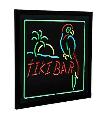 Trans Globe Lighting LED Tiki Bar Sign Wall Light