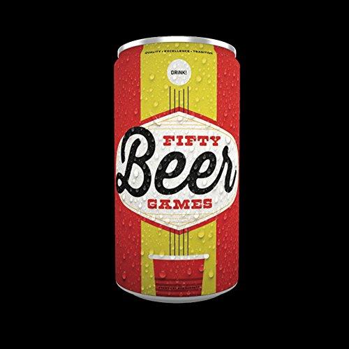 Drink!: 50 Beer Games by Bob Gurnett